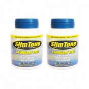 SPECIAL OFFER 4 Two SlimTone Stimulant Free 120 Refill Bottles